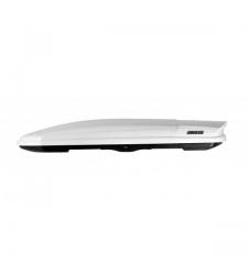 Střešní box AZZURRO BOX 330 Bílý lesklý