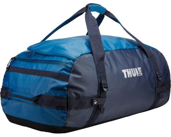 Thule Chasm 130 l cestovní taška modrá/šedá