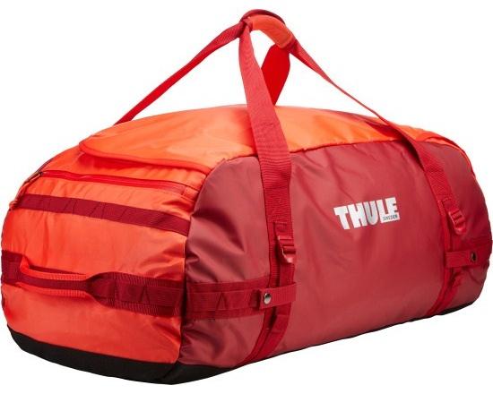 Thule Chasm 40 l cestovní taška oranžová/červená