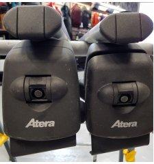Použitý střešní nosiče Atera Signo Audi A6 Limuzina bez hagusů, od 2004-2010