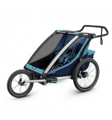 THULE CHARIOT CROSS2 BLUE