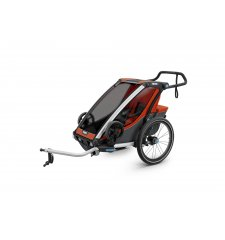 THULE CHARIOT CROSS1 Roarange / Dark Shadow 2020