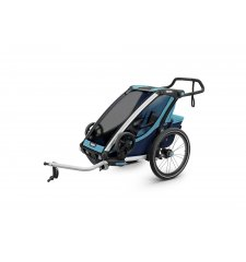 THULE CHARIOT CROSS1 Blue / Poseidon 2019