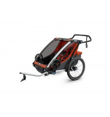 THULE CHARIOT CROSS 2 Roarange / Dark Shadow 2019