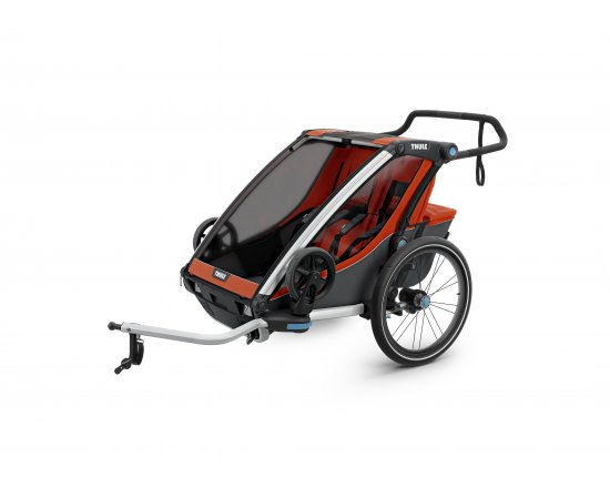 THULE CHARIOT CROSS 2 Roarange / Dark Shadow 2020