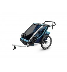 THULE CHARIOT CROSS 2 Blue / Poseidon 2019