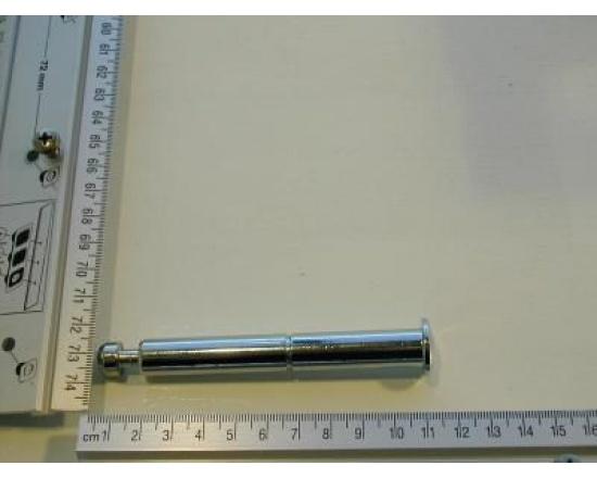 Samozajišťovací Osa - 12.6mm - CDD/CAB