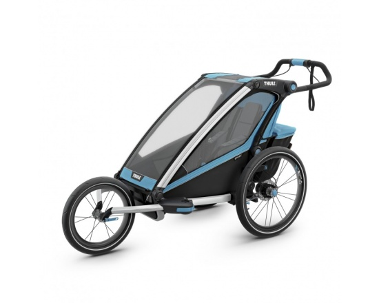 THULE CHARIOT SPORT1 BLUE