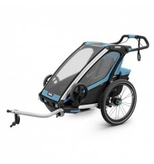 THULE CHARIOT SPORT 1 Blue / Black 2019