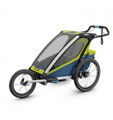 THULE CHARIOT SPORT1 BLUE & GREEN