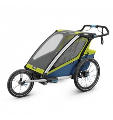 THULE CHARIOT SPORT2 BLUE & GREEN