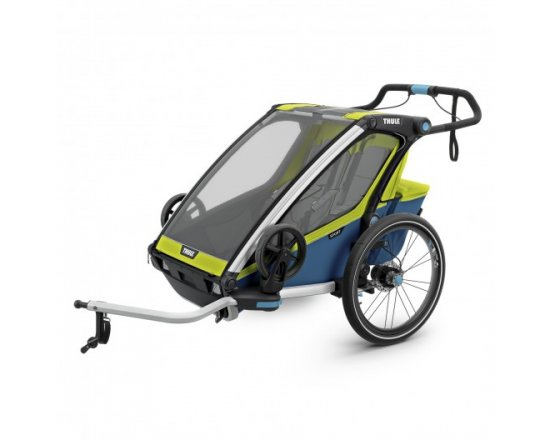 THULE CHARIOT SPORT 2 Chartreuse / Mykonos 2019