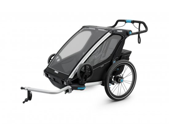 THULE CHARIOT SPORT 2  Black 2020