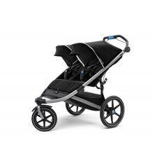 THULE URBAN GLIDE 2 2020 DOUBLE JET BLACK