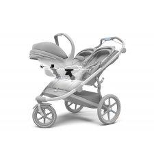 Adaptér pro uchycení dětské autosedačky Chicco na kočárek Thule Glide 2 / Urban Glide 2 / Urban Glide 2 Double