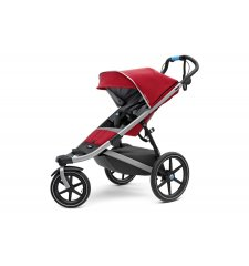 THULE URBAN GLIDE II RED SINGLE VYSTAVENÝ KUS