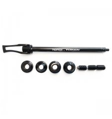 Hamax hitch adapter for 12 mm thru axles