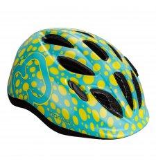 Dětská cyklohelma Hamax Skydive - Green/Yellow S vel. 50-55