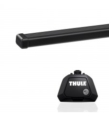 Střešní nosič Thule na BMW 5-series Touring, 5-dr Combi