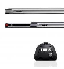 Střešní nosič Thule na TOYOTA Corolla, 5-dr Combi