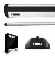 Střešní nosič Thule na VOLVO V90, 5-dr Combi & Cross Country Combi