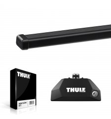 Střešní nosič Thule na AUDI A6 Avant (C8), 5-dr Combi