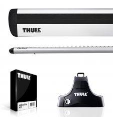 Střešní nosič Thule na ISUZU D-max 4-dr Extended CAB