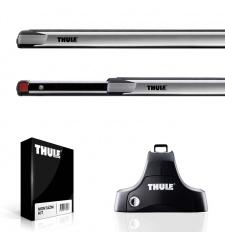 Střešní nosič Thule na TOYOTA Avensis Verso, 5-dr MPV