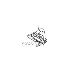 Dosedací plast ráfku Thule 598 - přední