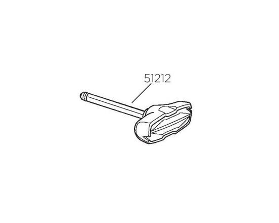 THULE 51212 - aretační klíč s ukazatelem