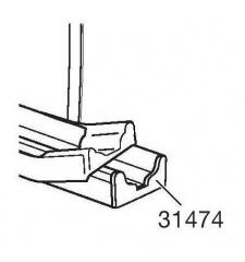 THULE 31474 - koncovka