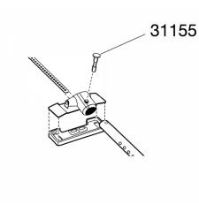 THULE 31155 - zajišťovací čep