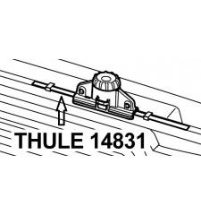 THULE 14831 - těsnící guma do boxu
