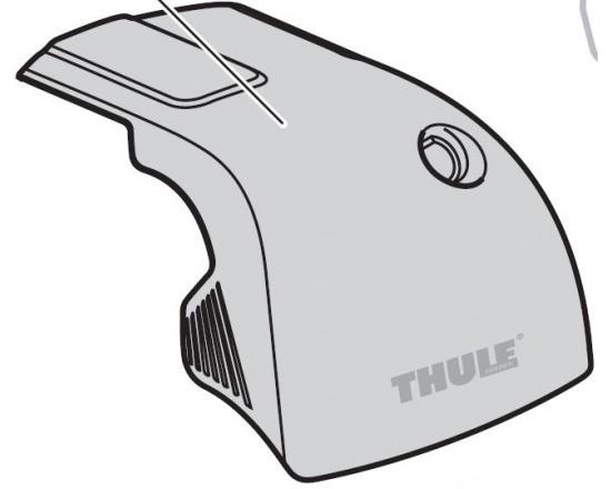 THULE 52333 krytka levá pro Thule 959xx