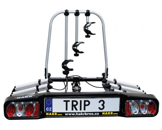 Hakr TRIP 3+1 Middle nosič kol