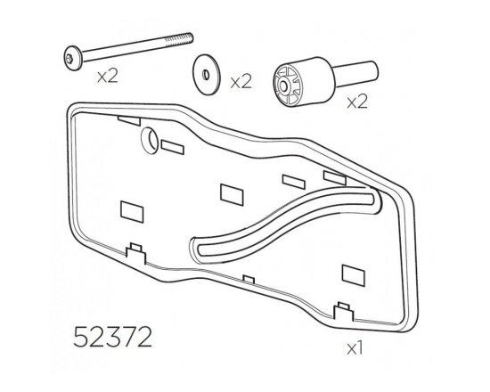 Plastový rámeček Thule 52372