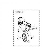 Přepravní kolečko pravé Thule 52849
