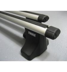 Použitý střešní nosič Thule 750 Alu pod střechu PN