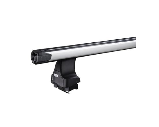 Střešní nosič Thule 754 + Slidebar 891 + Montážní Kit