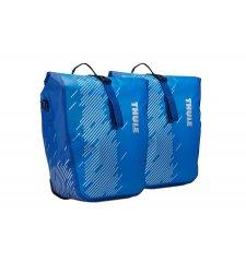 Brašna postranní velká (pár) Thule Pack 'n Pedal Shield 100062 Cobalt