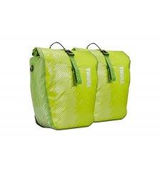 Brašna postranní malá (pár) Thule Pack 'n Pedal Shield 100067 Chartreuse